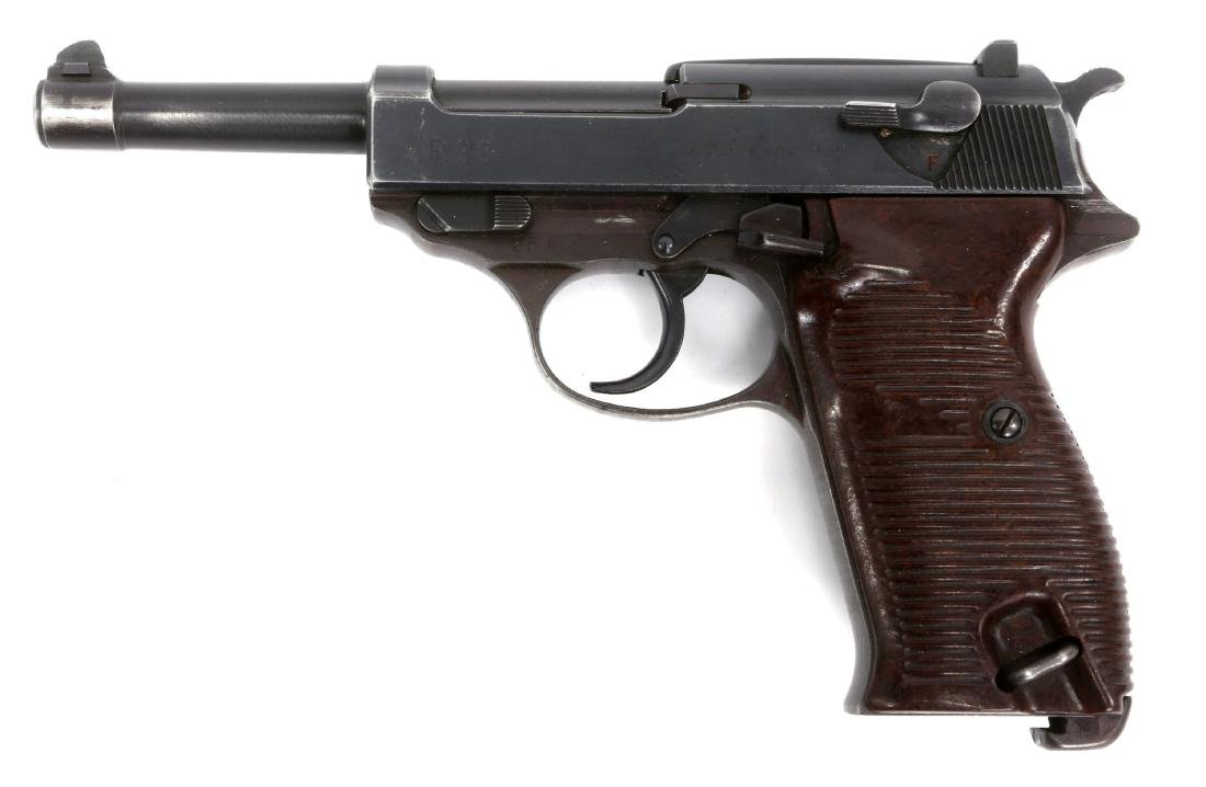 WWII GERMAN WALTHER P38 PISTOL - 3