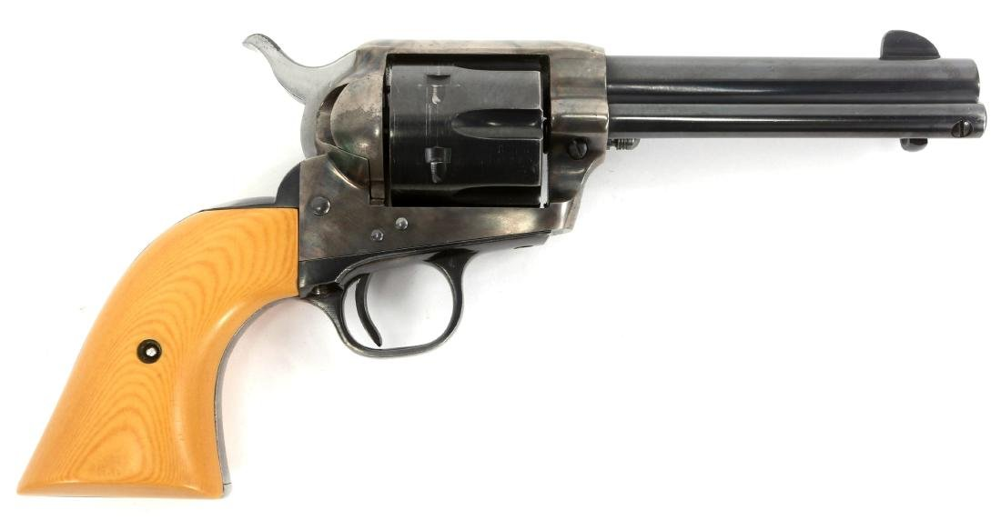 1970 COLT SINGLE ACTION ARMY 2nd GEN REVOLVER