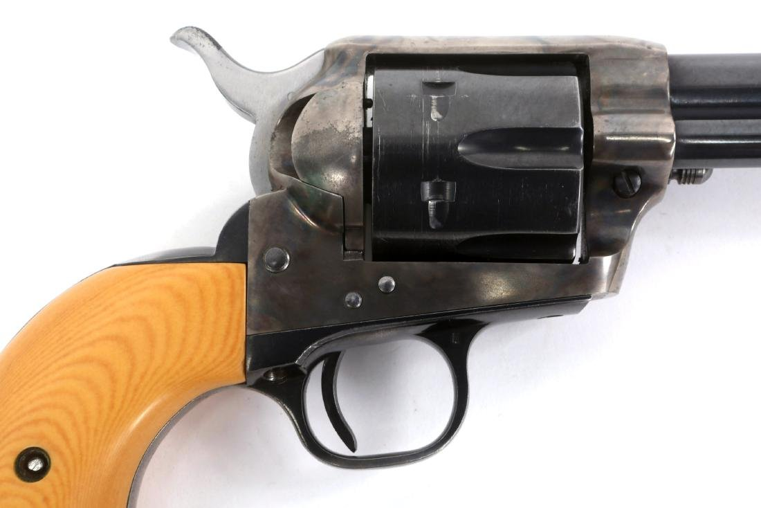 1970 COLT SINGLE ACTION ARMY 2nd GEN REVOLVER - 2