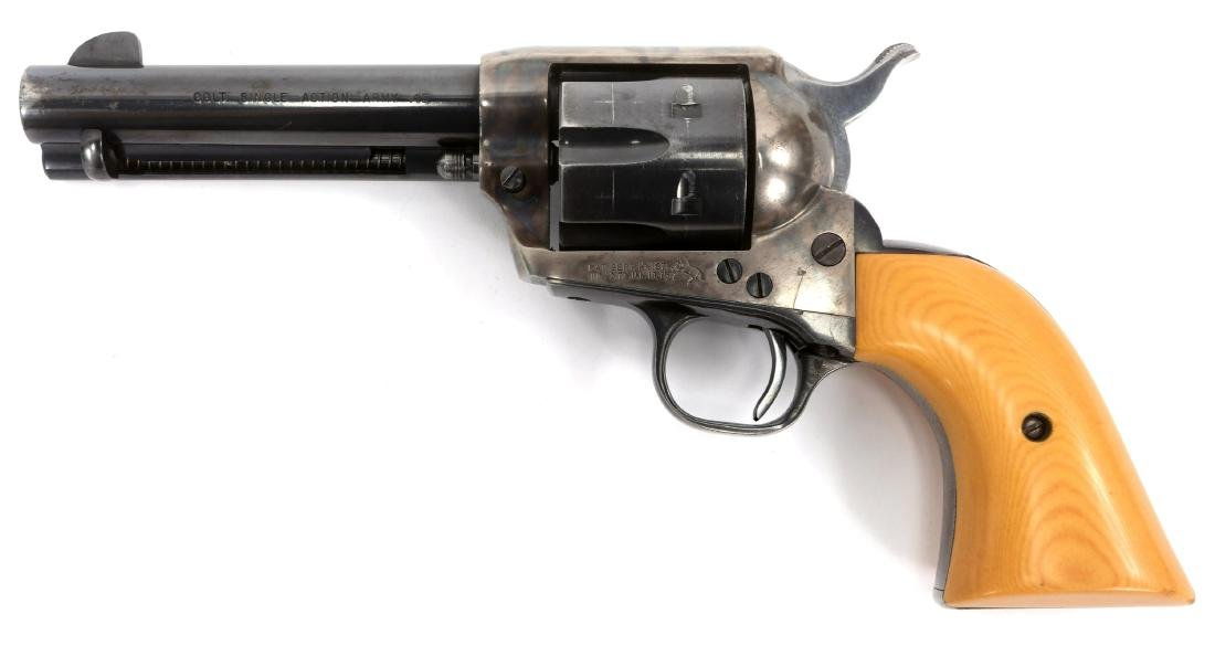 1970 COLT SINGLE ACTION ARMY 2nd GEN REVOLVER - 3