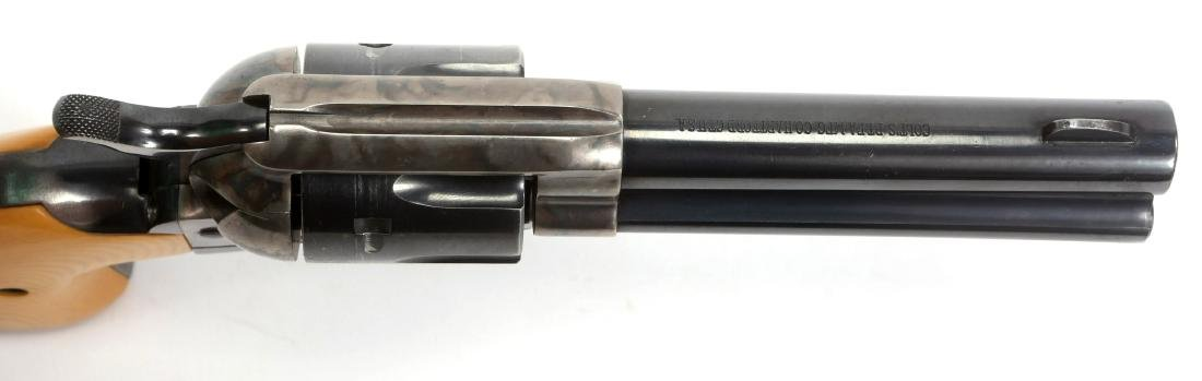 1970 COLT SINGLE ACTION ARMY 2nd GEN REVOLVER - 5