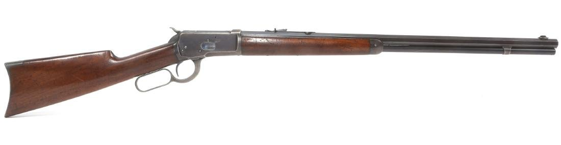 1907 WINCHESTER MODEL 1892 .32 WCF RIFLE