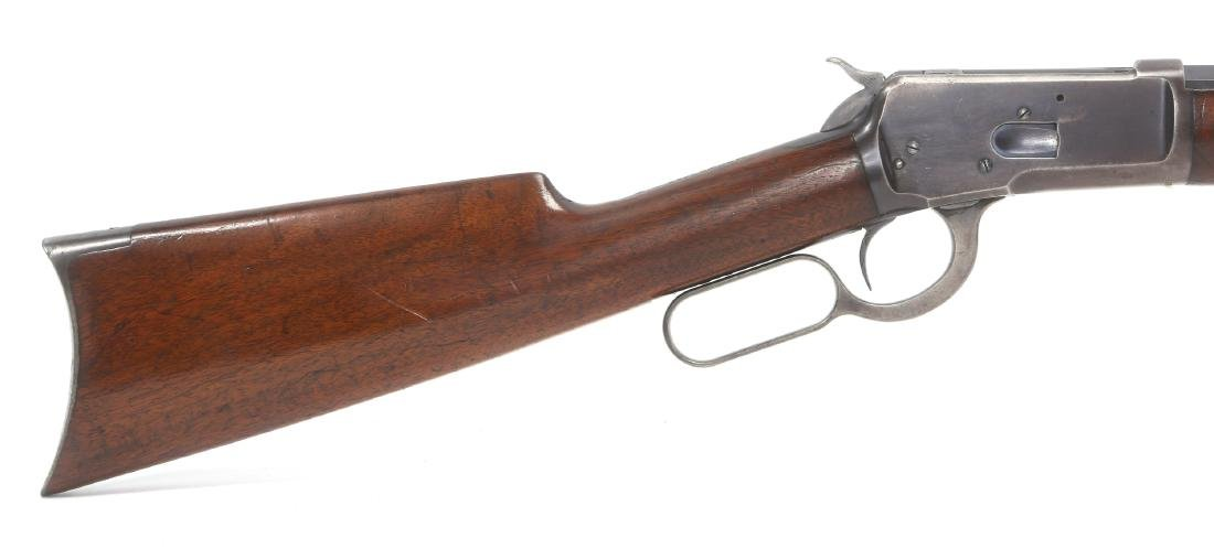1907 WINCHESTER MODEL 1892 .32 WCF RIFLE - 2
