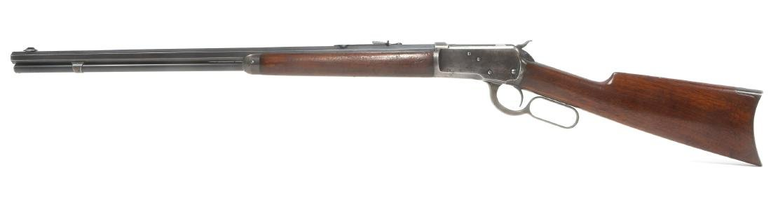 1907 WINCHESTER MODEL 1892 .32 WCF RIFLE - 4