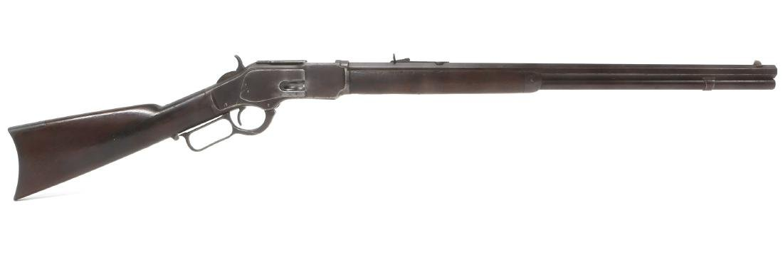 1896 WINCHESTER MODEL 1873 .38 WCF RIFLE
