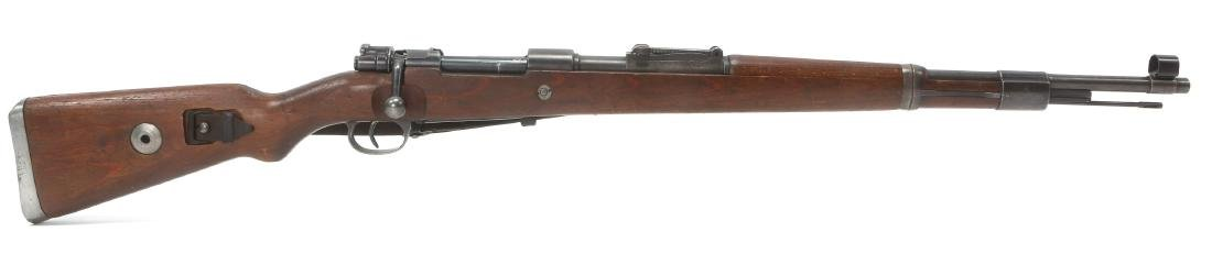 WWII GERMAN MAUSER MODEL K98 CARBINE