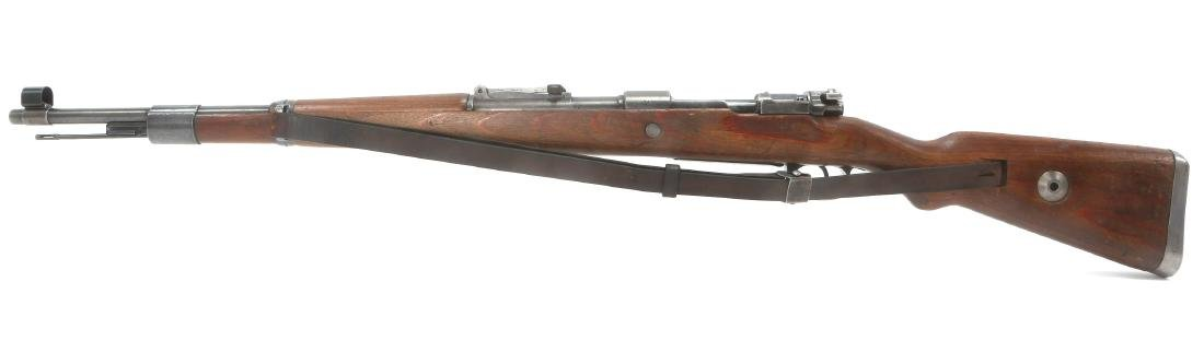 WWII GERMAN MAUSER MODEL K98 CARBINE - 4