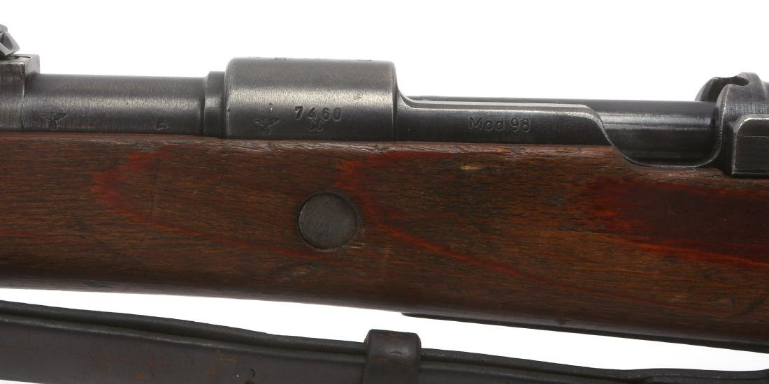 WWII GERMAN MAUSER MODEL K98 CARBINE - 7