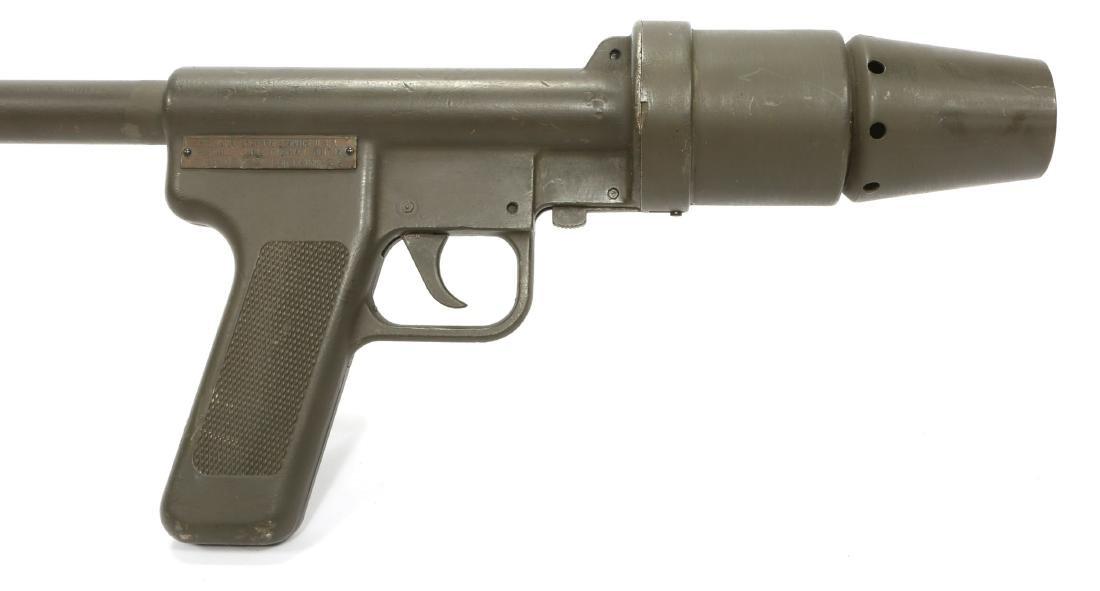 WWII US CHEMICAL WARFARE SERVICE FLAMETHROWER - 10