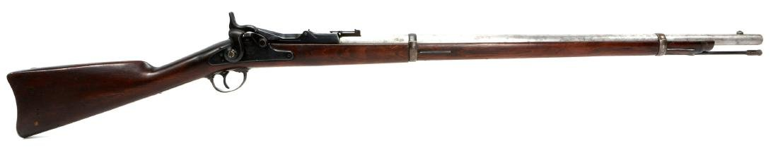 US SPRINGFIELD 1863 RIFLE 1869 TRAPDOOR CONVERSION
