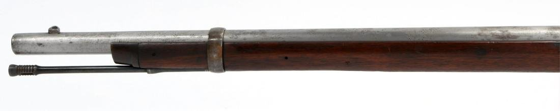 US SPRINGFIELD 1863 RIFLE 1869 TRAPDOOR CONVERSION - 7