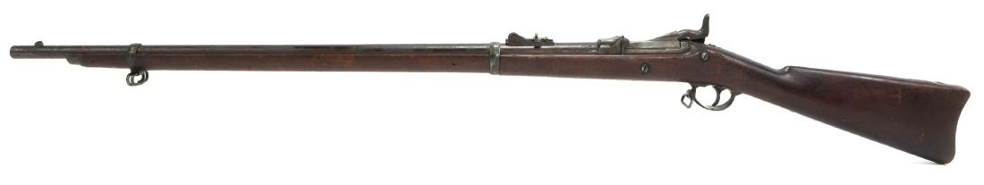 US SPRINGFIELD MODEL 1873 RIFLE - 5