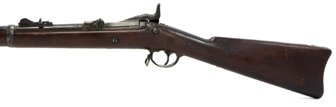 US SPRINGFIELD MODEL 1873 RIFLE - 6