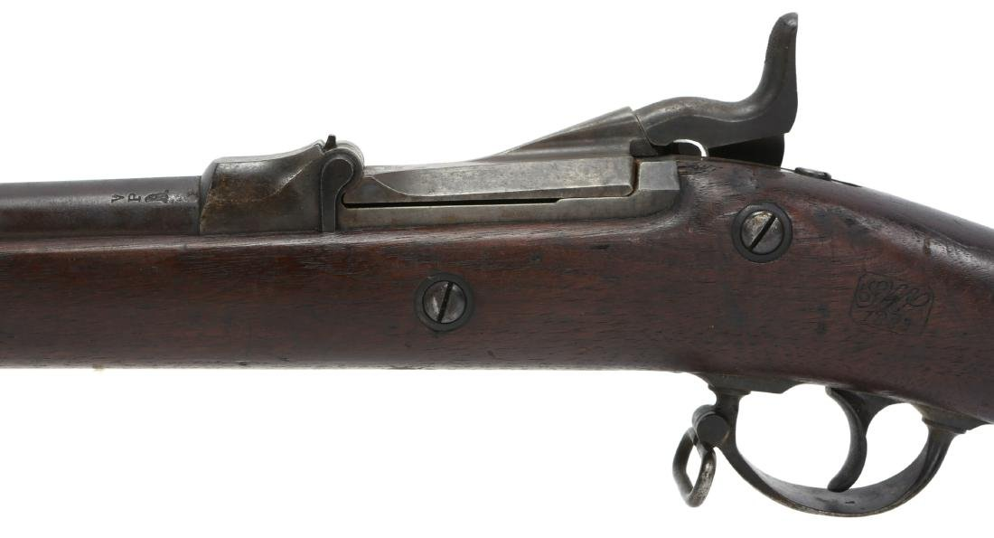 US SPRINGFIELD MODEL 1873 RIFLE - 8