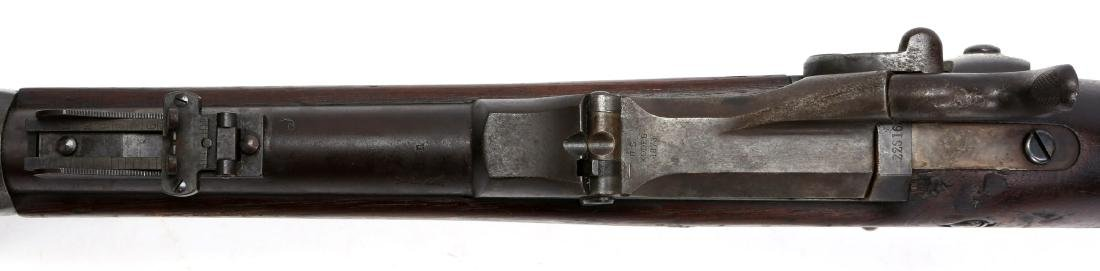 US SPRINGFIELD MODEL 1873 RIFLE - 9