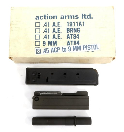 ACTION ARMS UZI  45 ACP TO 9mm CONVERSION KIT