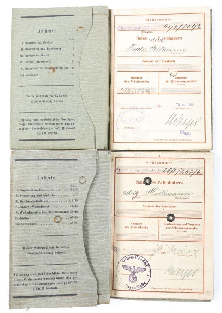 WWII GERMAN BADGE, MEDAL & BELT BUCKLE LOT - 6