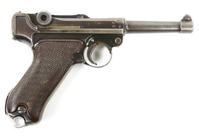 1940 KRIEGHOFF LUFTWAFFE LUGER PISTOL