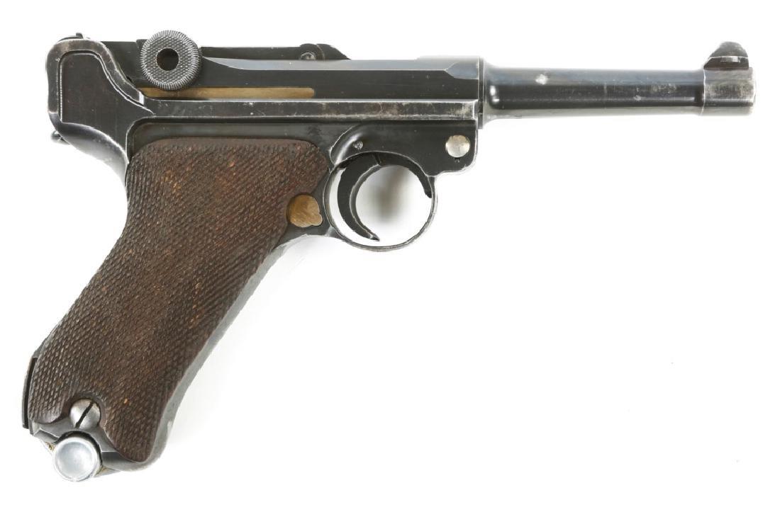 1939 MAUSER LUGER PISTOL