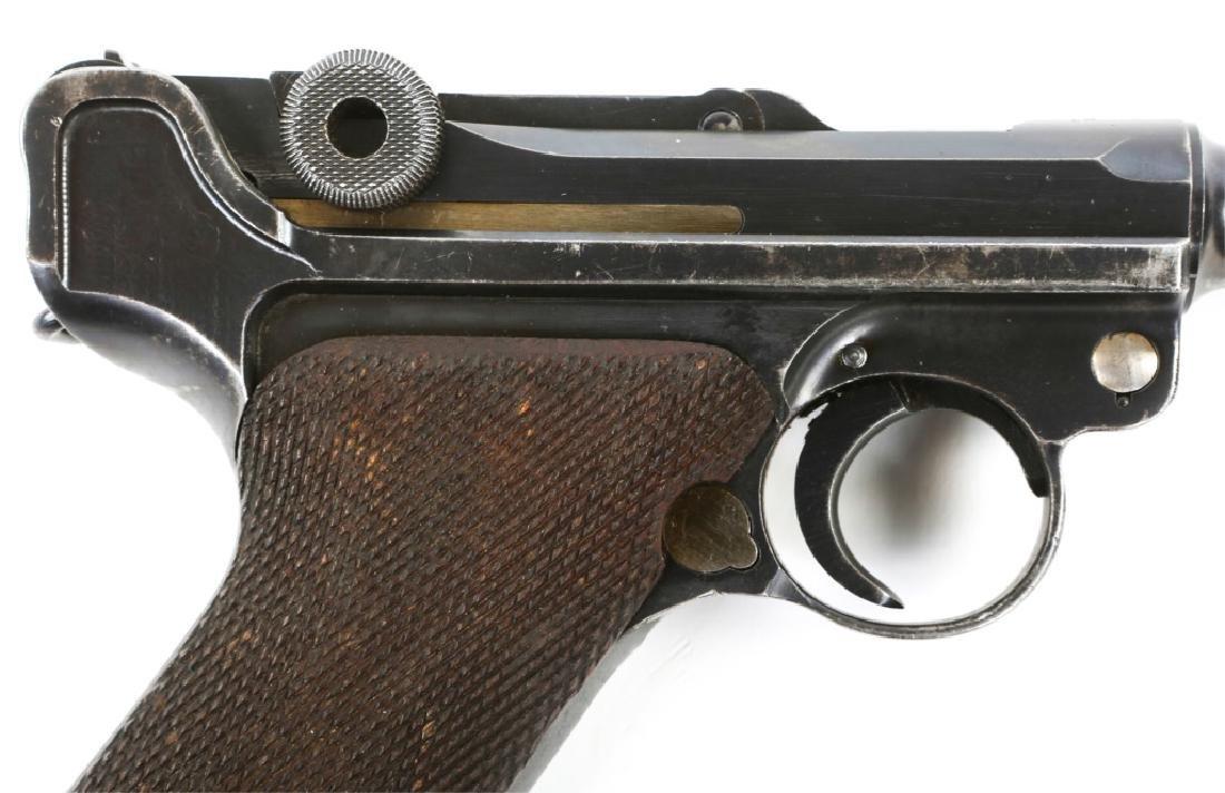 1939 MAUSER LUGER PISTOL - 2