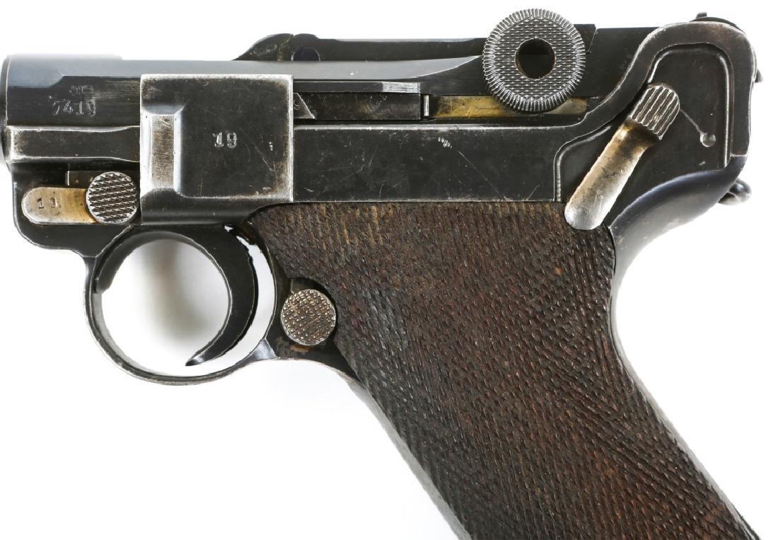 1939 MAUSER LUGER PISTOL - 4