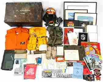KOREA - VIETNAM NAVY USMC NAMED PILOT GROUPING