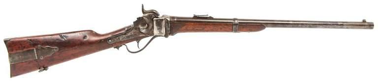 SHARPS NEW MODEL 1859 .52 CALIBER CARBINE