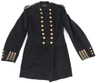 PATTERN 1872 OFFICER 9 BUTTON FROCK COAT