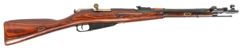WWII SOVIET UNION MODEL 44 7.62x54R RIFLE