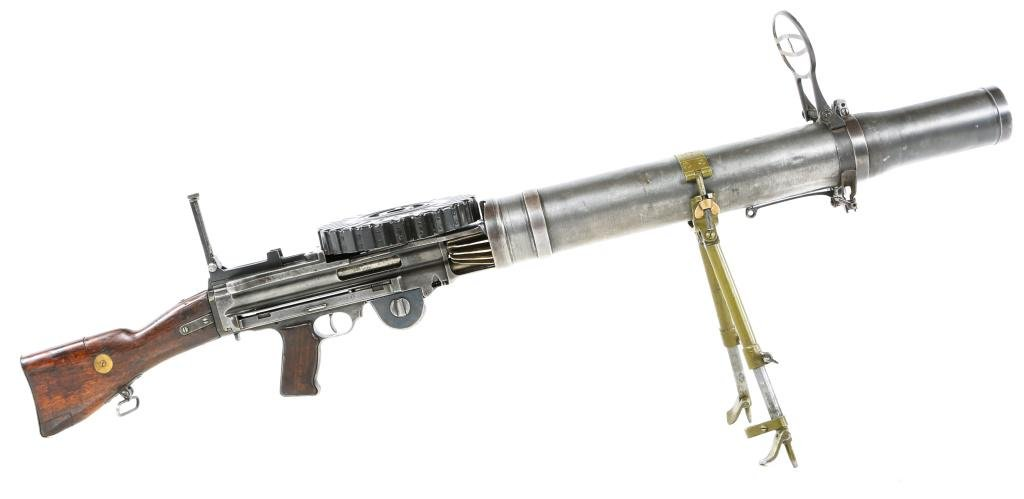 BIRMINGHAM SMALL ARMS LEWIS AUTOMATIC RIFLE - NFA