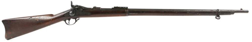 1890 US SPRINGFIELD M1873 4570 TRAPDOOR RIFLE
