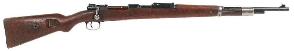 CZECH CZ BRNO MODEL K98 8mm MAUSER RIFLE