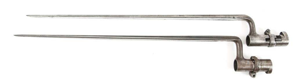 US ARMY M1873 SPRINGFIELD 45-70 TRAPDOOR BAYONET