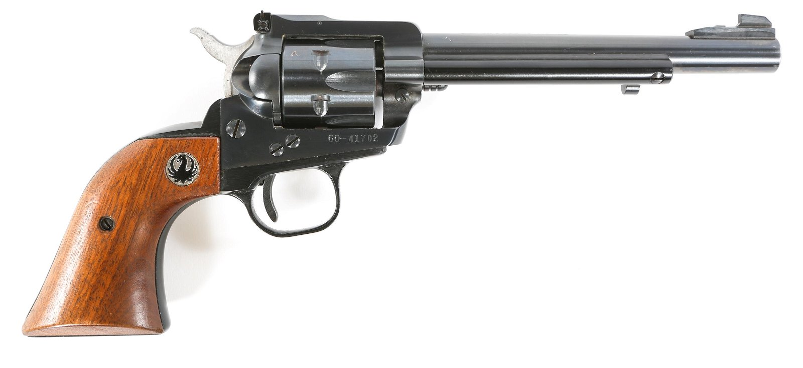 RUGER MODEL SINGLE SIX .22 CAL REVOLVER