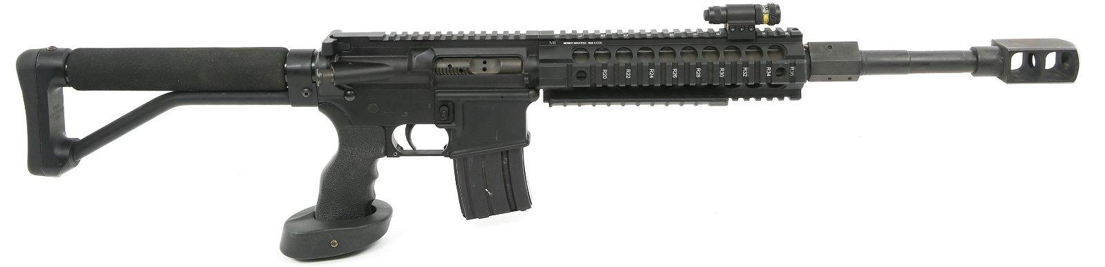 BUSHMASTER MODEL XM15-E2S RIFLE