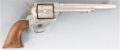 1874 US COLT M1873 AINSWORTH INSPECTED REVOLVER