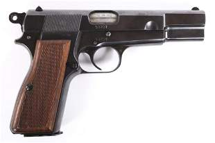 BELGIAN FN BROWNING HI-POWER 9mm PISTOL