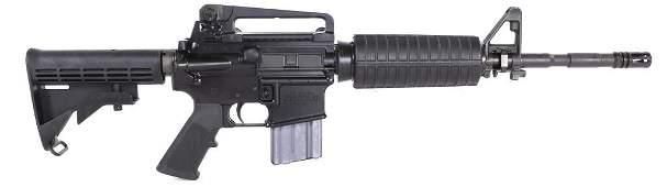 COLT MODEL M4LE 5.56mm SBR CARBINE - NFA