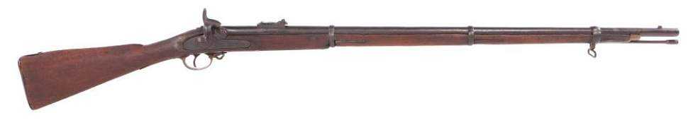 NEPALESE CONTRACT ENFIELD MODEL 1853 RIFLE