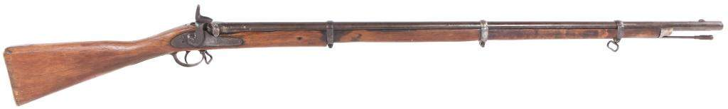 CIVIL WAR CONFEDERATE PATTERN 1853 ENFIELD MUSKET