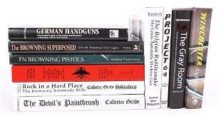 FIREARM REFERENCE BOOKS