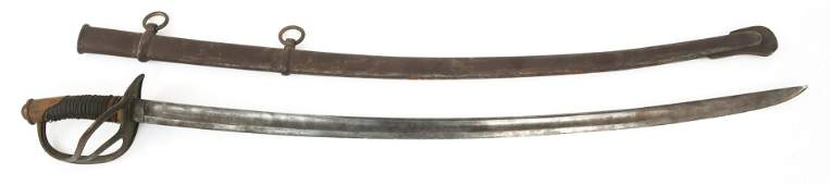 US MODEL 1860 LIGHT CAVALRY SABER BY S&K