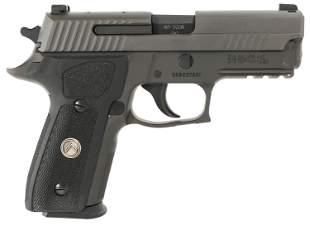 SIG SAUER LEGION P229 SEMI AUTOMATIC .40CAL PISTOL