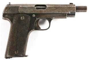 VICTOR BERNEDO EIBAR 7.65mm SEMI AUTOMATIC PISTOL