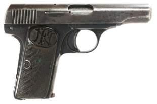 FN BROWNING MODEL 1910 7.65mm CALIBER PISTOL