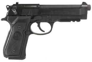 BERETTA MODEL 92A1 SEMI AUTOMATIC 9mm PISTOL