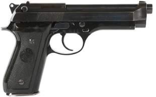 BERETTA MODEL 92S 9mm SEMI AUTOMATIC PISTOL