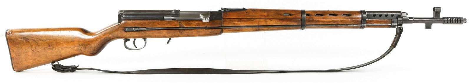 1940 SOVIET IZHEVSK TOKAREV SVT-38 RIFLE