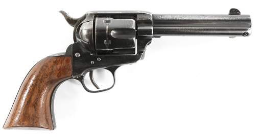 1st NEVADA CAVALRY US COLT M1873 SAA REVOLVER