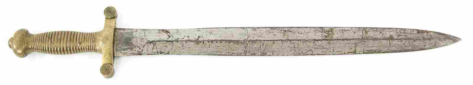 FRENCH MODEL 1831 FOOT ARTILLERY SWORD